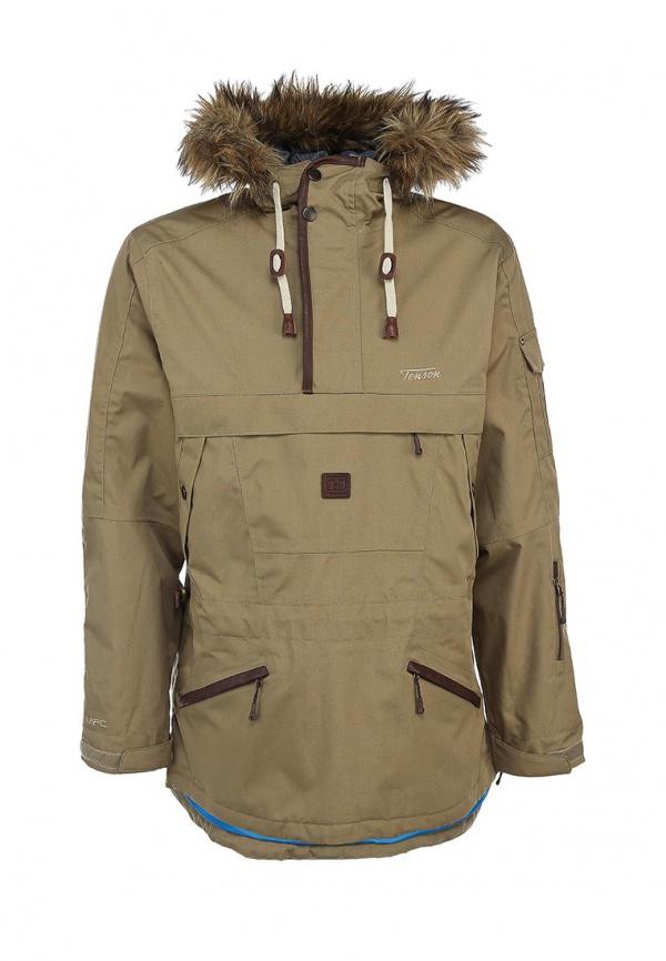 Куртка утепленная Tenson HICKORY 2220646 бежевые