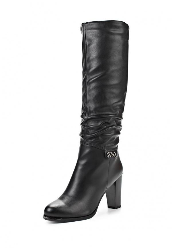 Сапоги Item Black F6023-M чёрные