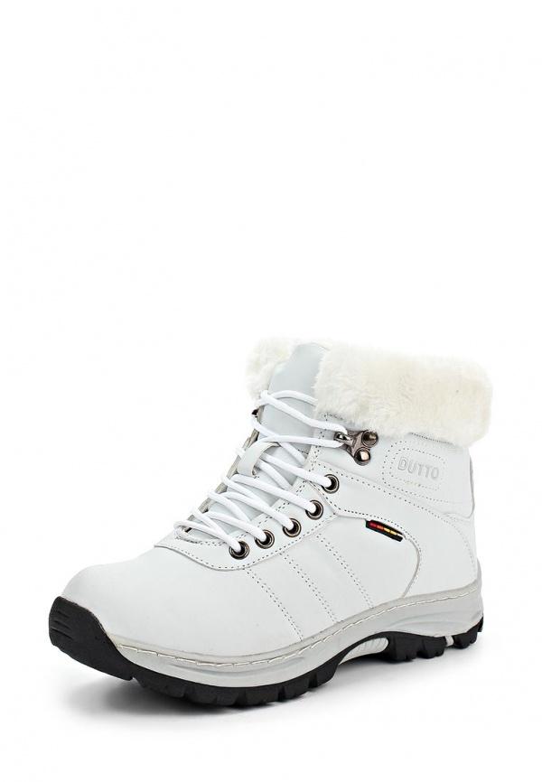 Трекинговые ботинки Dutto 625-00ARA-1A белые