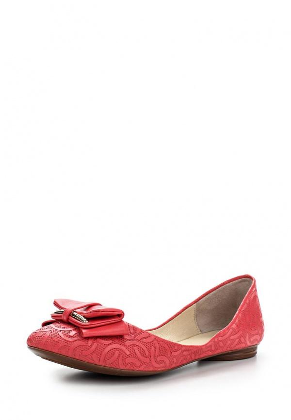 Балетки Allegri С332-372 красные