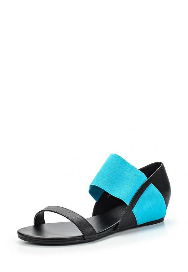 Туфли Betsy 957778/01-01 синие, чёрные