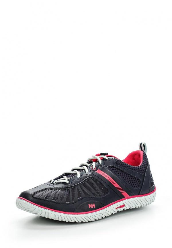 Кроссовки Helly Hansen 10833 красные, чёрные