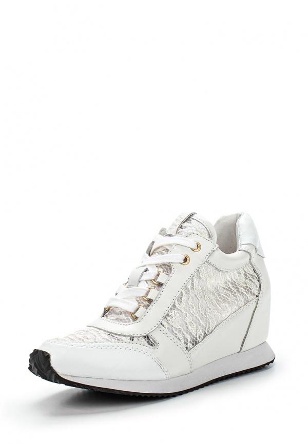 Кеды Ash DREAM(SS15-S-108383-002) белые