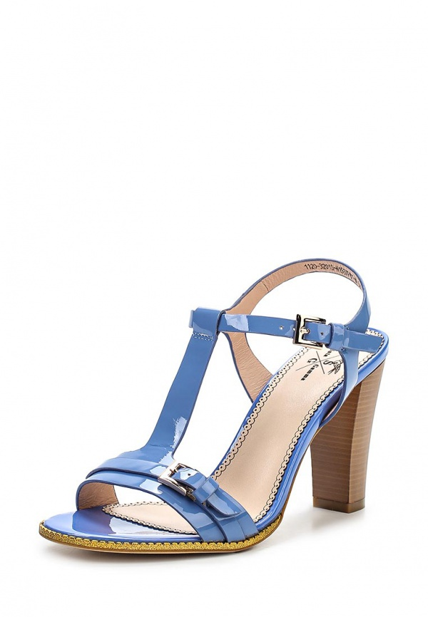 Босоножки Sinta 1120-3201S-N1537PYT-M голубые
