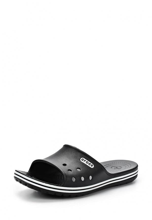 Сланцы Crocs 15692-001 чёрные