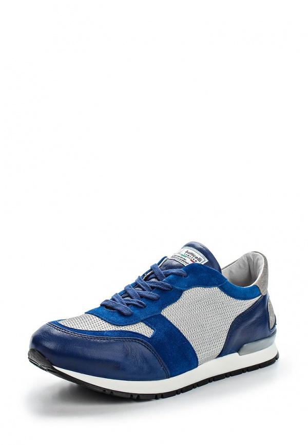 Кроссовки Botticelli Limited LU29635 белые, синие