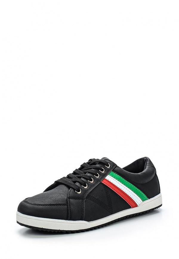 Кроссовки WS Shoes YY665-1 чёрные
