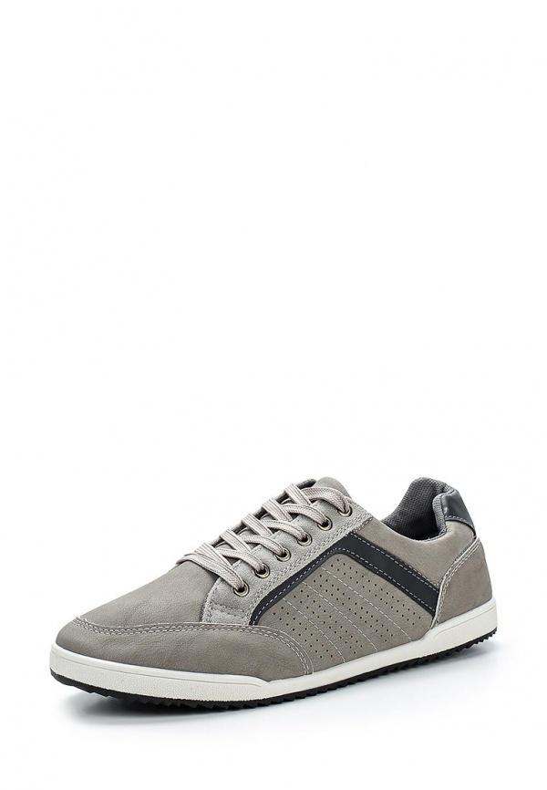 Кроссовки WS Shoes YY665-3 серые