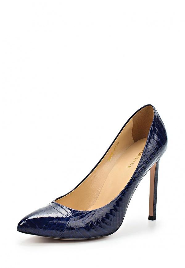 Туфли Elmonte HS06S-100 синие