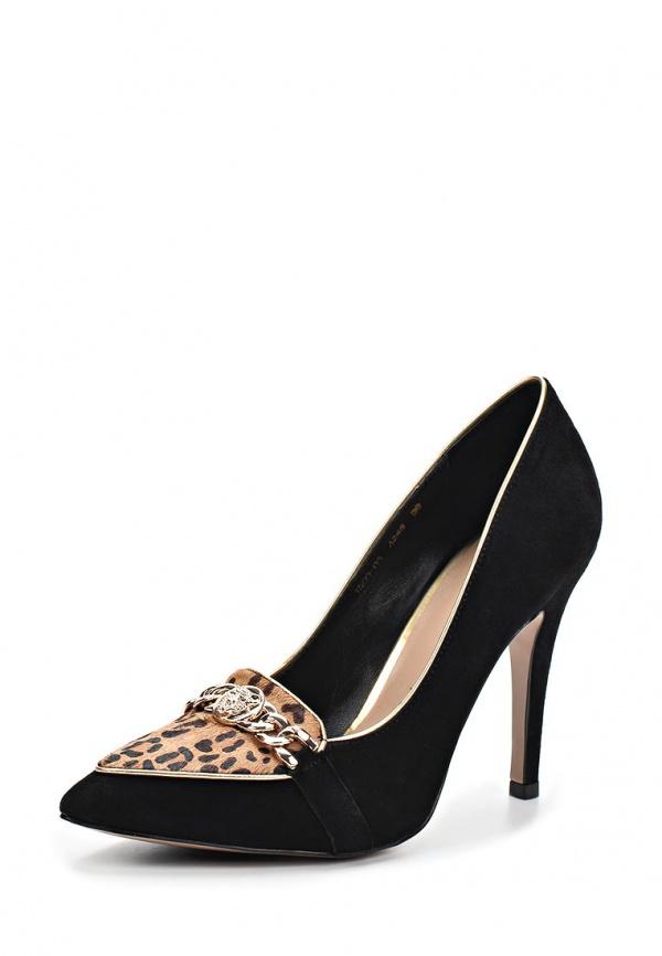 Туфли Graciana 1509-3 чёрные