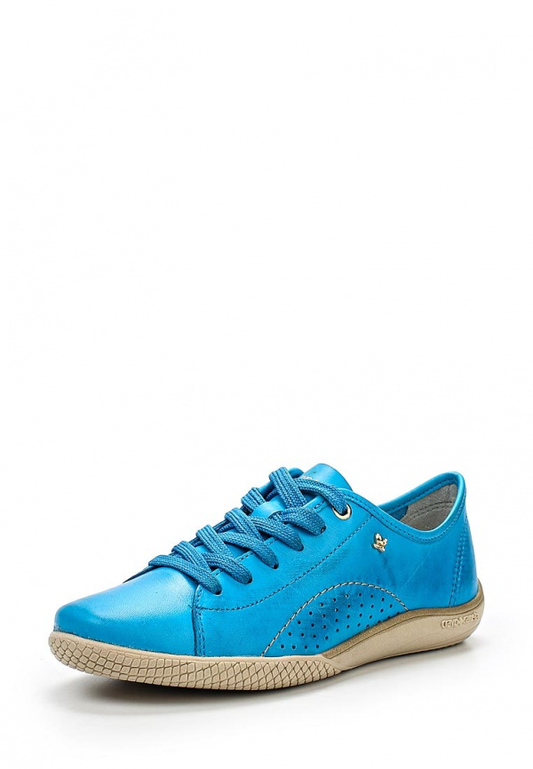 Кеды Cravo & Canela 130609-1 голубые