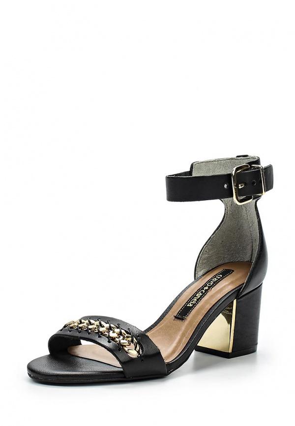 Туфли Cravo & Canela 133106-1 чёрные