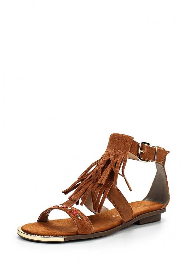 Сандалии Cravo & Canela 133402-2 коричневые