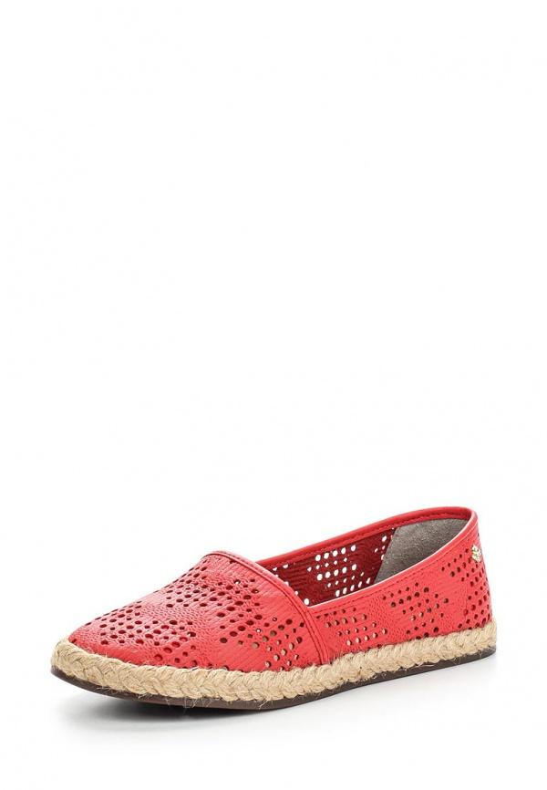 Эспадрильи Cravo & Canela 134101-1 красные