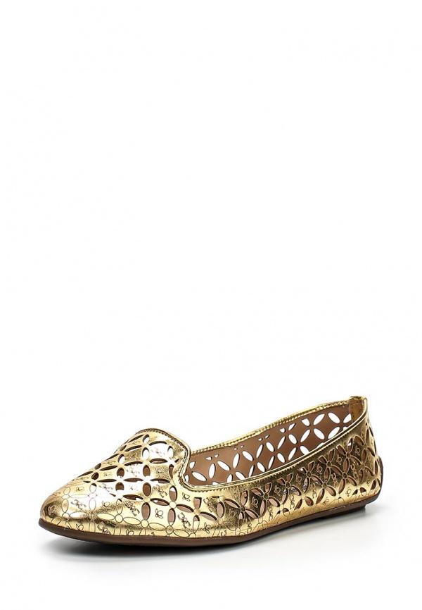 Лоферы Cravo & Canela 99806-1 золотистые