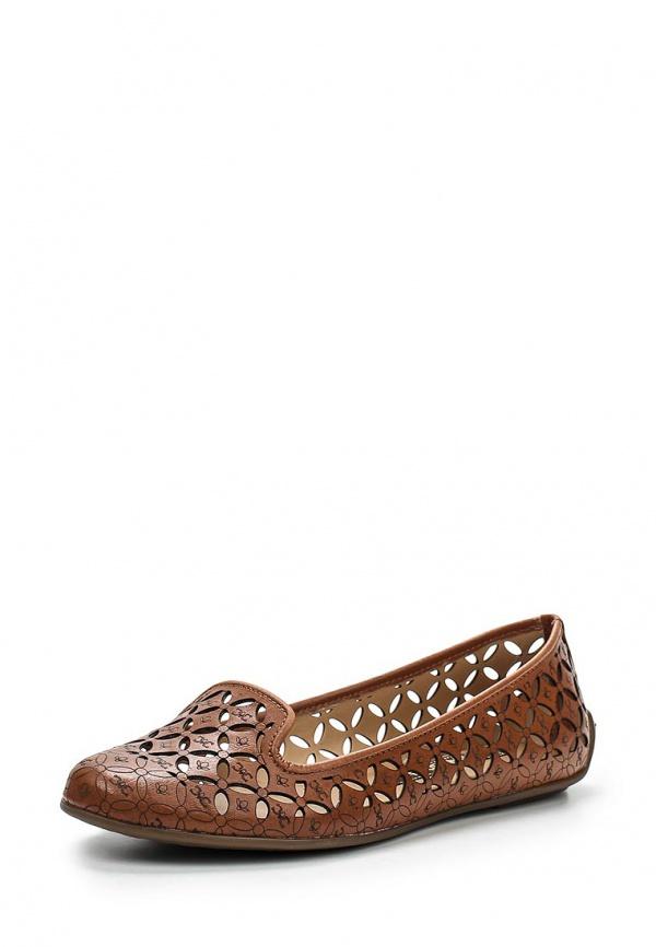 Лоферы Cravo & Canela 99806-3 коричневые