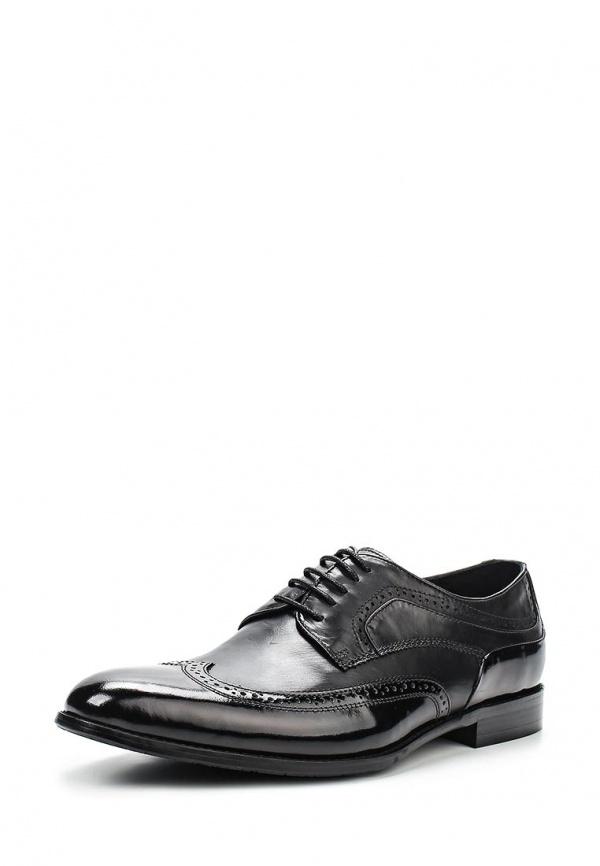 Туфли Marco Lippi JHL1551-10 ML чёрные