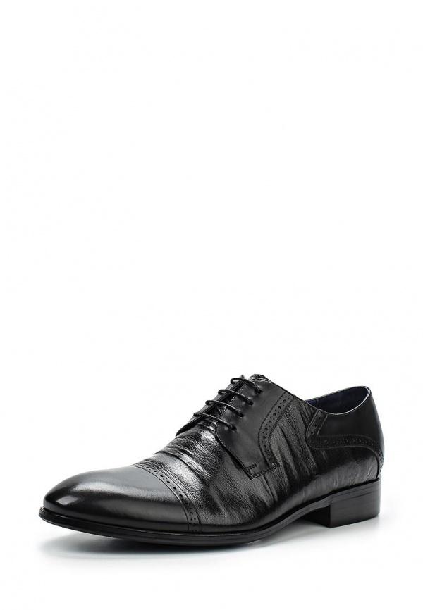 Туфли Marco Lippi A240-8-A687-A789 ML чёрные