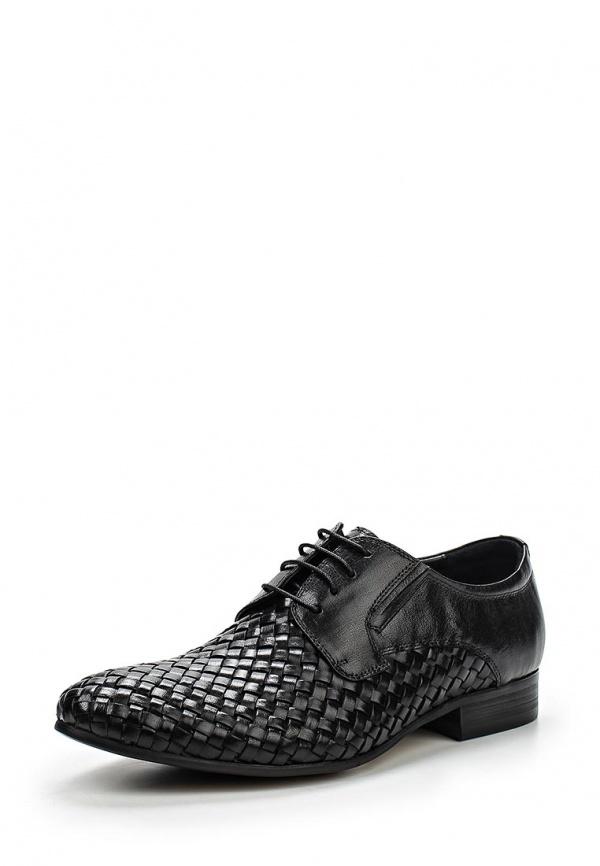 Туфли Marco Lippi 07XY1556-H3-68-1N ML чёрные
