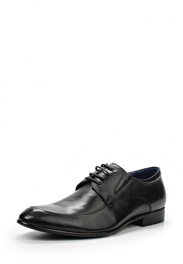Туфли Marco Lippi 3304-Z11-N165 ML чёрные
