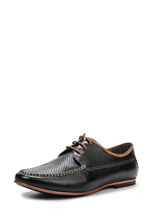 Туфли Marco Lippi GD170-7-B024 ML чёрные