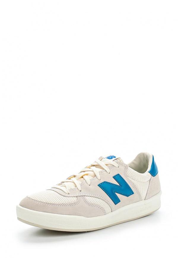 Кроссовки New Balance CRT300WB белые