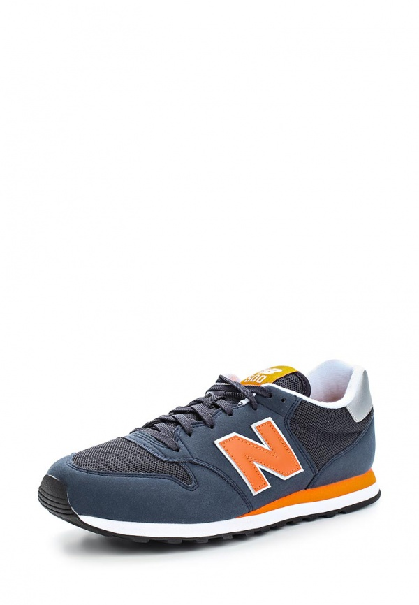 Кроссовки New Balance GM500MMN синие
