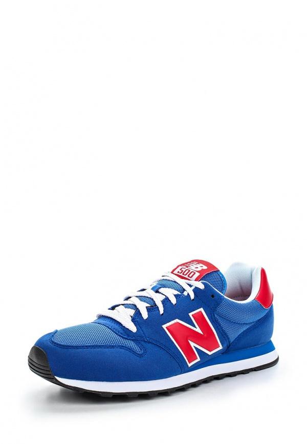 Кроссовки New Balance GM500SMB синие