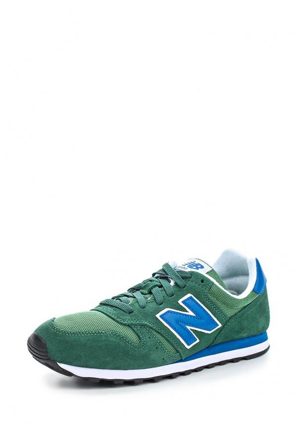 Кроссовки New Balance ML373SMB зеленые
