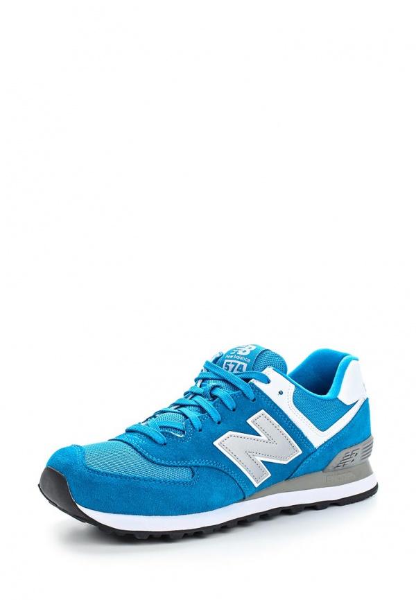 Кроссовки New Balance ML574VAW синие