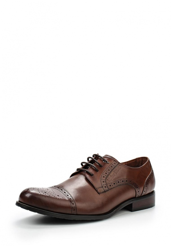 Туфли Valor Wolf XL254-3 коричневые