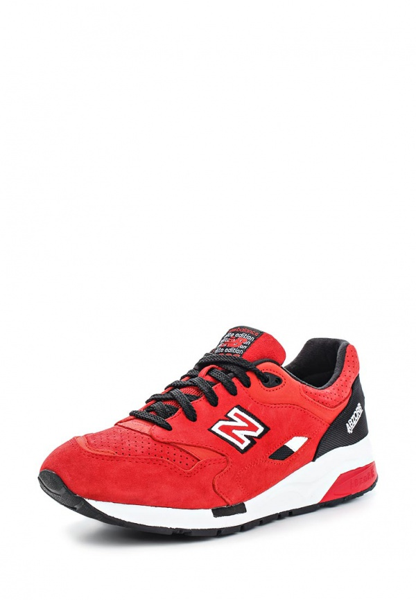 Кроссовки New Balance CM1600RB красные