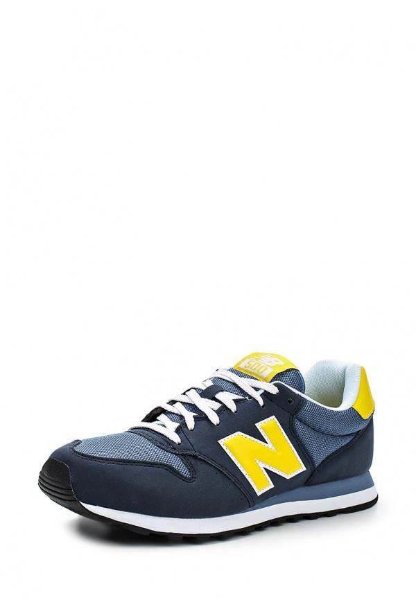 Кроссовки New Balance GM500SMN синие