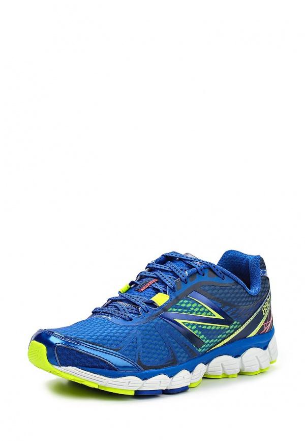 Кроссовки New Balance M880BS4 синие