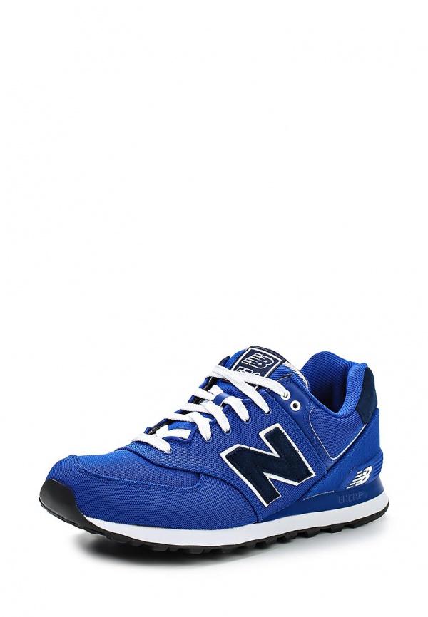 Кроссовки New Balance ML574POB синие
