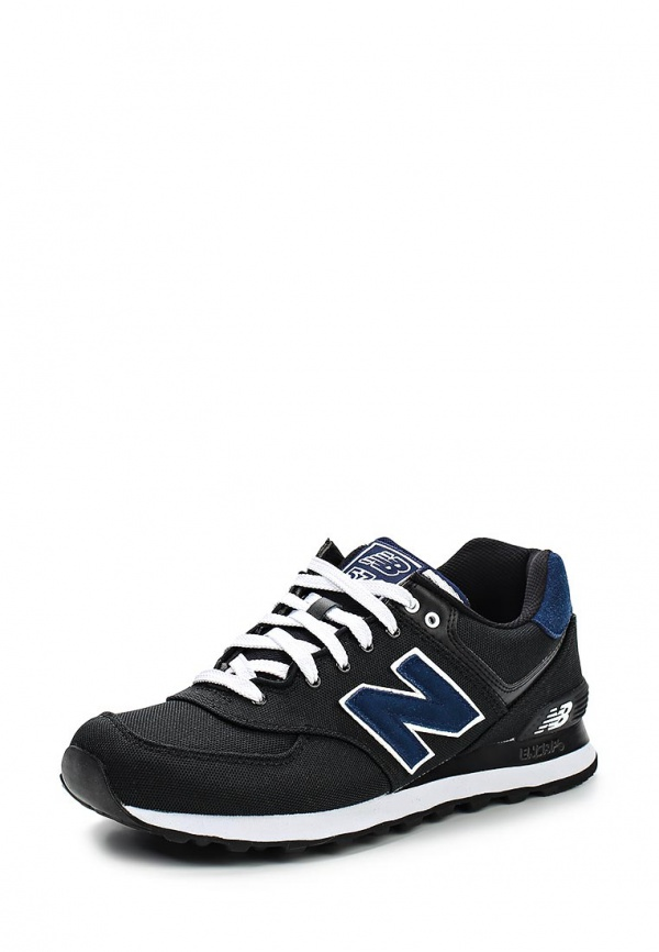 Кроссовки New Balance ML574POK чёрные