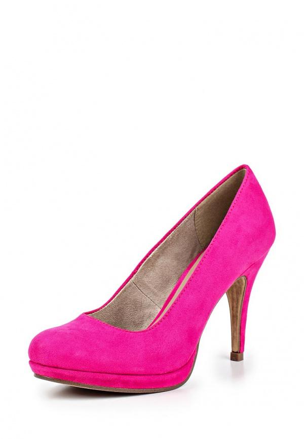 Туфли Tamaris 1-1-22407-24-510 розовые