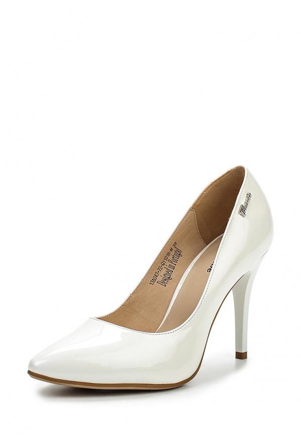 Туфли Clotilde 13A047-72-Q1101B-M белые