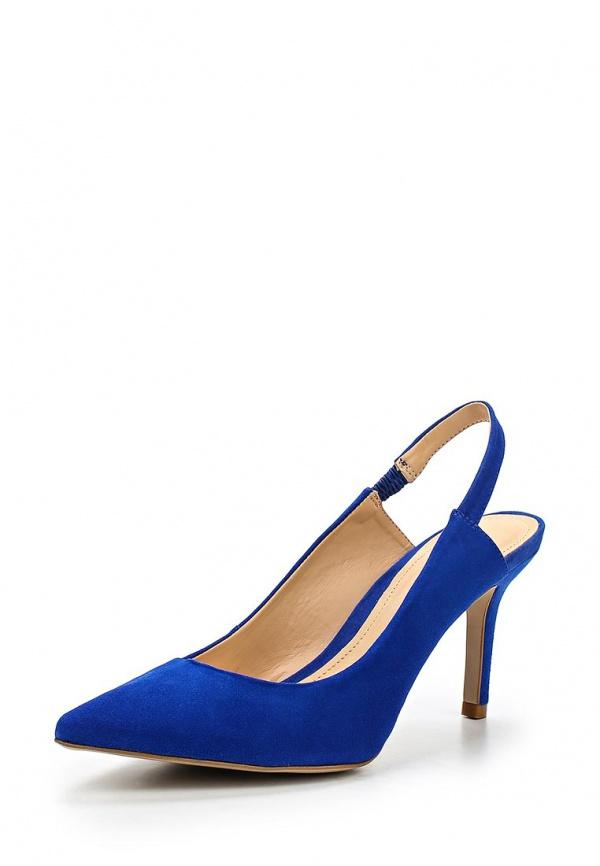 Туфли Crislli 151172 синие