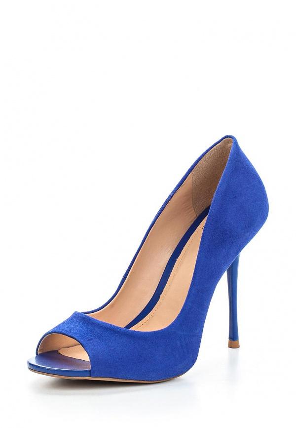 Туфли Crislli 151250 синие
