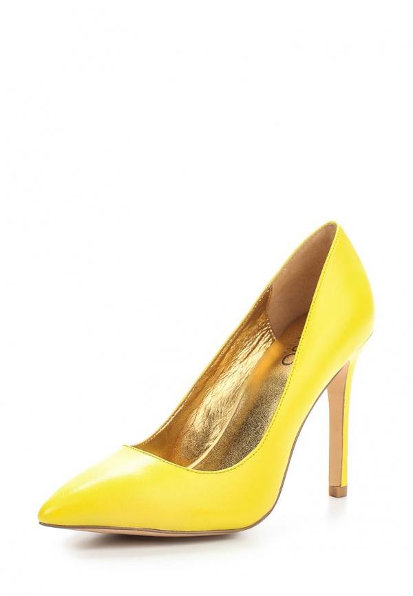 Туфли Liu Jo S15031P009620738 жёлтые