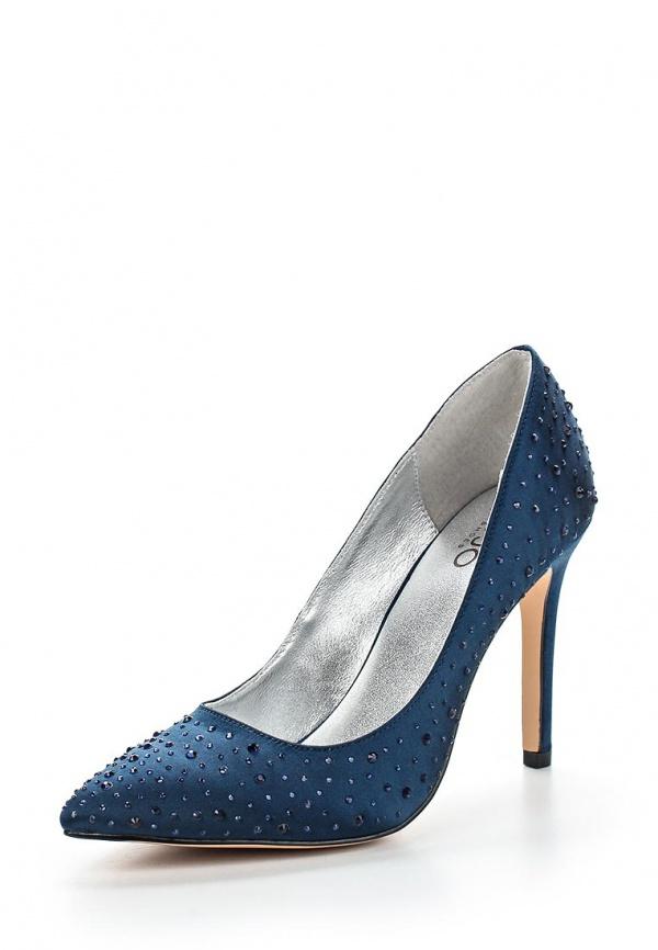 Туфли Liu Jo S15133T038094027 синие