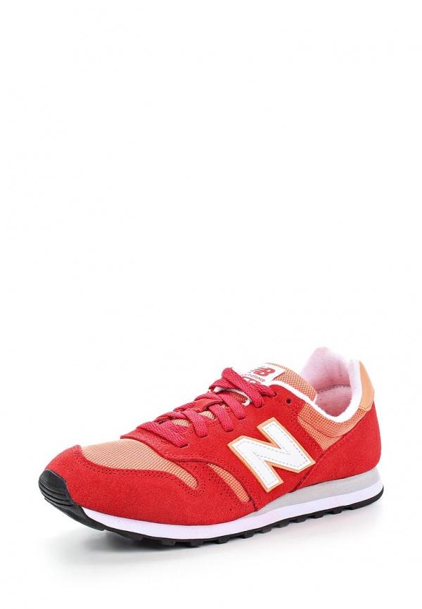Кроссовки New Balance WL373SMC оранжевые