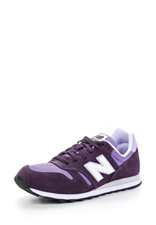 Кроссовки New Balance WL373SMP фиолетовые