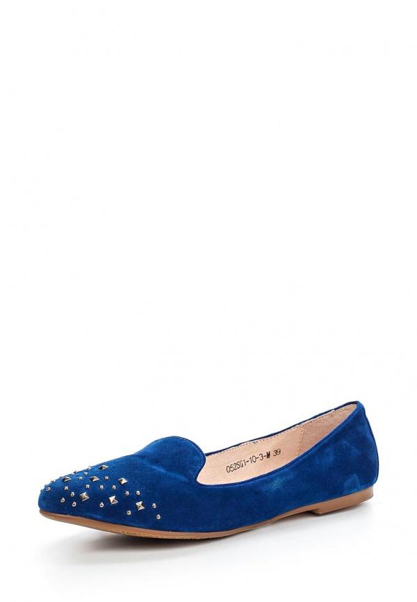 Лоферы Sinta 052SG1-10-3-M синие