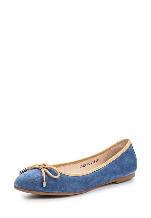 Балетки Sinta 052SG1-5-2-M синие