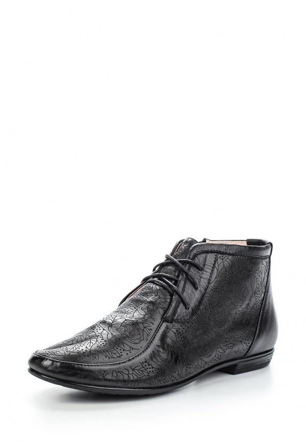 Ботинки Sinta 2061-601-1U76J-M чёрные