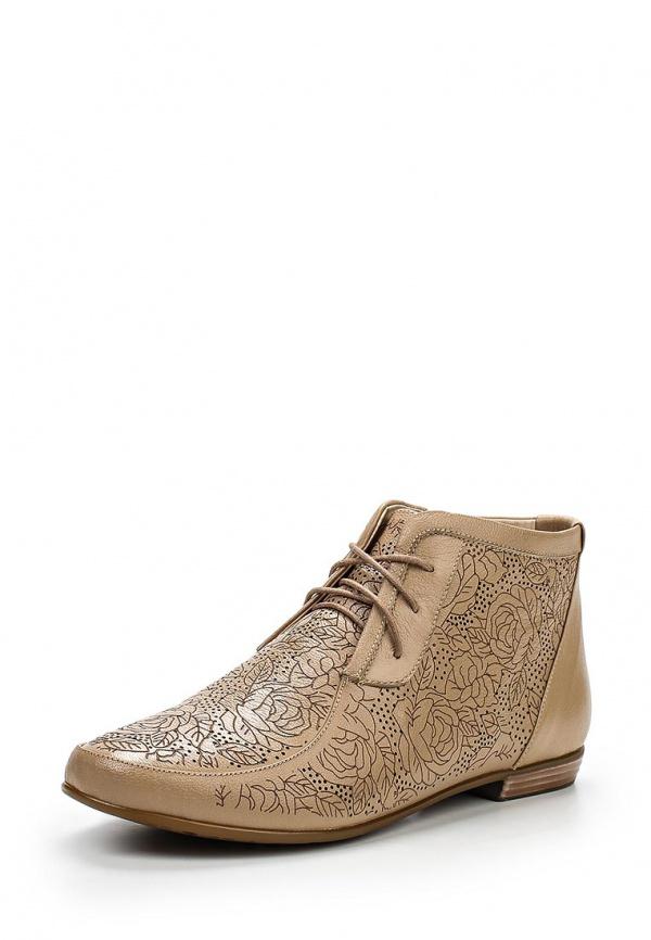 Ботинки Sinta 2061-601-1W02J-M бежевые
