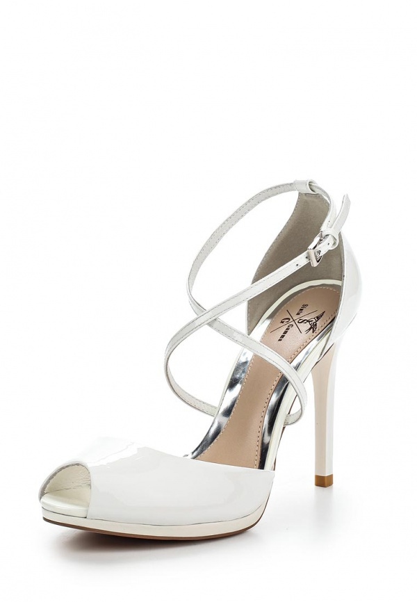 Туфли Sinta 3986-3901S-N1351PYT-M белые