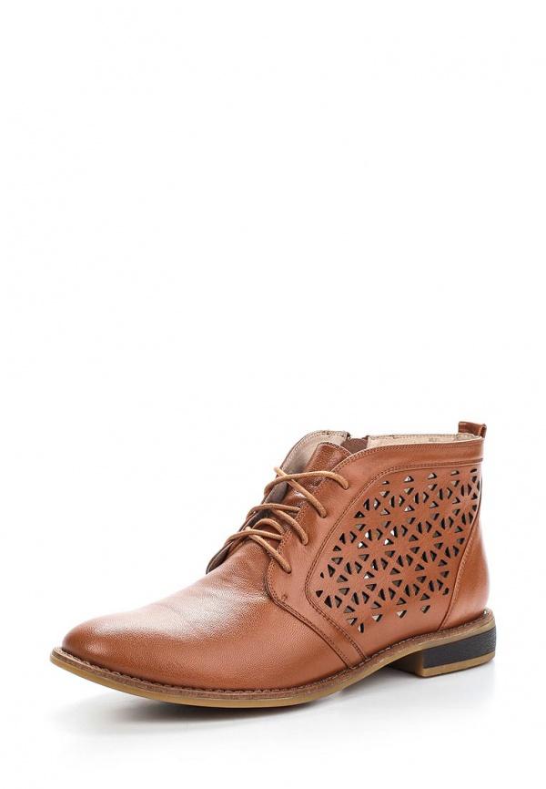 Ботинки Sinta 5448-65-A699JFZ-M коричневые
